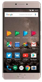 Highscreen Power Five Max 64 GbHighscreen Power Five Max — осознанный выбор тех, кому нужна максимальная автономность. Модель подолгу обходится без розеток за счет очень сильного аккумулятора. Батарея емкостью 5 000 мАч — визитная карточка телефона. При этом, толщина корпуса составляет...<br>