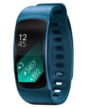 Samsung Galaxy Gear Fit 2 R360 Blue (������ S)