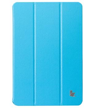 Чехол для iPad mini 2 Jison Smart Leather Cover Голубой
