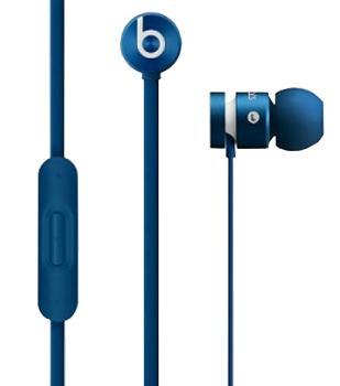 Наушники Beats UrBeats BlueBeats UrBeats — высококачественные наушники-вкладыши, легкие и удобные. Модель идеально подходит для занятия спортом, поездок и просто активного пользования. Изготовитель постарался на славу. Плоский аудио-кабель, оформленный точно в цвет, не склонен к са...<br>