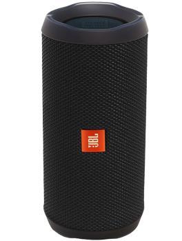 Портативная акустика JBL Flip 4 чернаяJBL Flip 4 — удобная беспроводная акустика для активного отдыха. Корпус этой модели хорошо защищен от воды и брызг по стандарту IPX7 (уточняйте гарантии у компании-производителя). Акустика может работать с двумя источниками сигнала — например, с планшетом...<br>