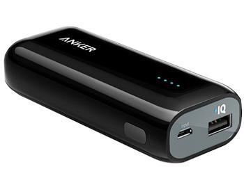 Внешний аккумулятор универсальный Anker Astro E1 5200mAh (A1211H12 ) mAh BlackAukey Power Bank external battery 5000 mAh — компактный power bank для зарядки мобильных девайсов. Модель отличается легкостью и компактностью. Этот power bank можно носить в женской сумочке, кармане куртки, портфеле. Современные элементы питания обеспечи...<br>
