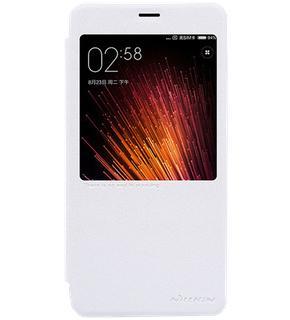 Чехол Nillkin Sparkle для Xiaomi Redmi Pro whiteПрактичный чехол защищает смартфон при падениях и ударах. Не секрет, что гаджеты часто роняют. Их ремонты стоят недешево. Позаботьтесь об этом заранее — защитите любимый девайс. В этом стильном чехле ваш мобильный гаджет будет долго выглядеть новым.<br>