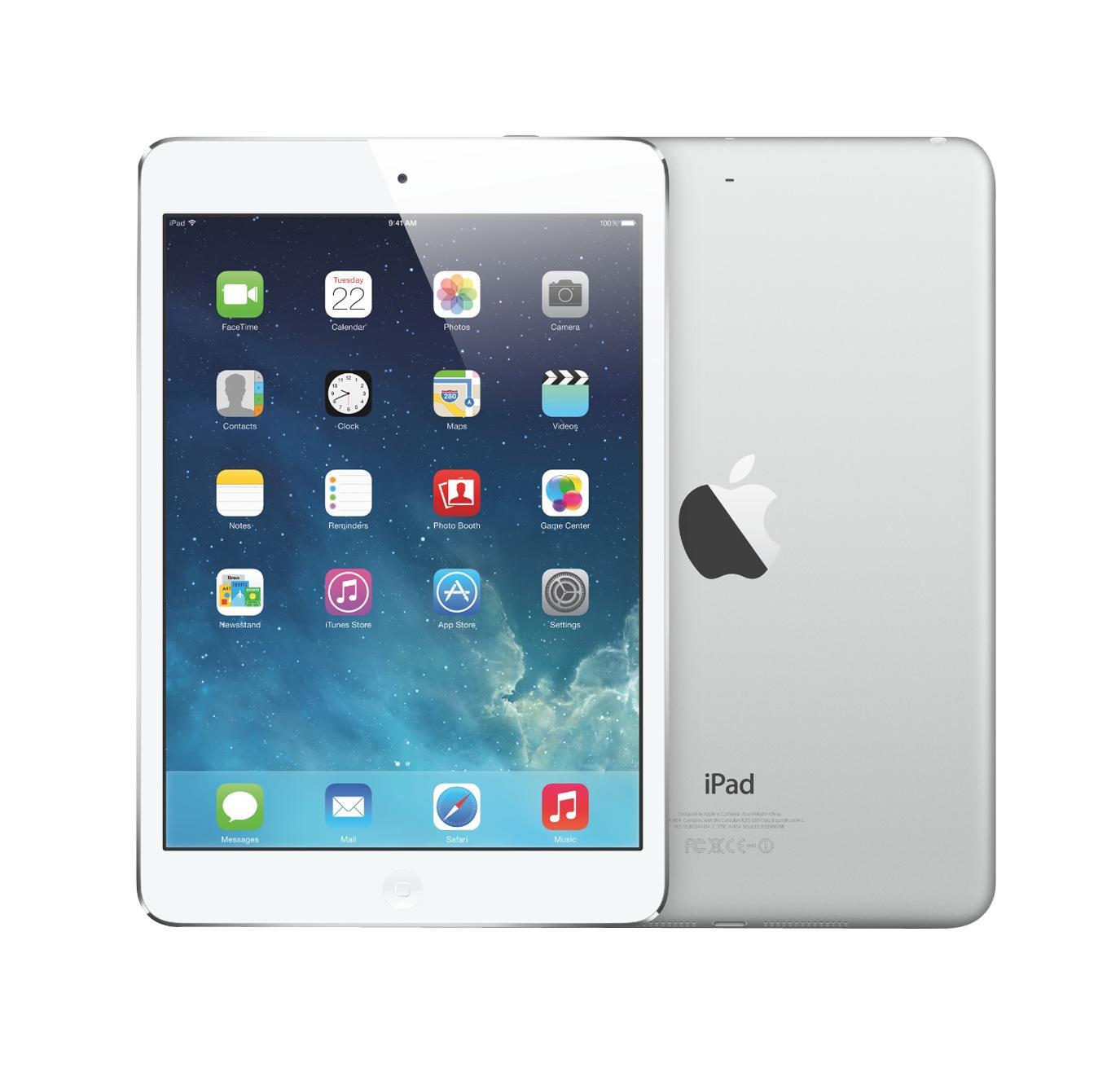 Apple iPad mini with Retina display 32 GbВторой iPad mini рождён потрясающе «вкусным» с какой стороны не взгляни! Горячий восторг миллионов сторонников уменьшенной версии i-планшета несложно понять. Ещё бы! Отныне mini ни капли не хуже своего «старшего брата», всё так же являясь гораздо более ко...<br><br>Цвет: Черный