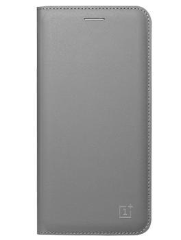 Чехол для OnePlus 5 Flip Cover GrayПрактичный чехол защищает девайс при падениях и ударах. Не секрет, что гаджеты часто роняют. Их ремонты стоят недешево. Позаботьтесь об этом заранее — защитите любимый девайс. В этом стильном чехле ваш мобильный гаджет будет долго выглядеть новым.<br>