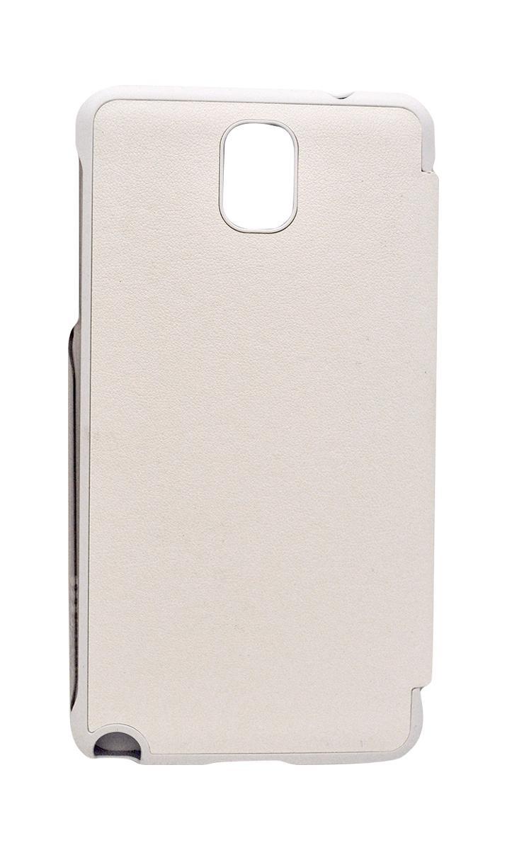 Чехол Anymode Touch Folio для Galaxy Note 3 с защитной пленкой белыйХороший чехол на смартфон в наши дни не помешает даже предельно аккуратному человеку! Ещё бы, ведь от досадных случайностей не застрахован никто. Царапины и удары, потёртости да падения, а так же вездесущая пыль… Доступный Anymode Touch Folio сполна защит...<br>
