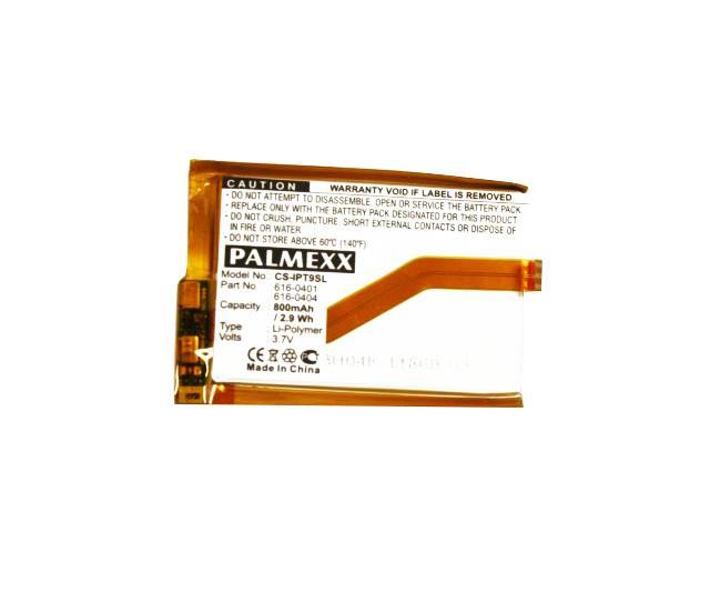Аккумулятор Palmexx для iPod 2G/3 800mAh