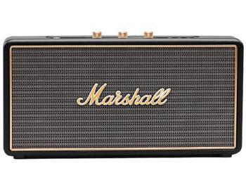 Портативная акустика Marshall Stockwell BlackMarshall Stockwell Black — компактный, но очень качественный бумбокс от бренда с мировым именем. Девайс подкупает звучанием, премиальным дизайном, престижем. Традиции бренда соблюдены. Модель, оснащенная отдельным выходом USB 1 А, способна подзаряжать дру...<br>