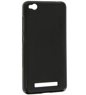 Чехол для Xiaomi Redmi 4А силиконовый черный
