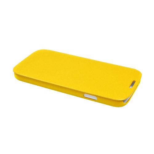Чехол iCover для Galaxy S IV mini Carbio YellowЕсли вы хотите, чтобы ваш великолепный Galaxy S IV mini не только был полностью защищен от любых повседневных повреждений, но и выделялся в толпе сотен и тысяч похожих гаджетов – выберите для него самый яркий и модный чехол. Тонкий и функциональный Carbio...<br>
