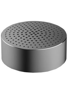 Колонка Xiaomi Mi Bluetooth Portable GreyПортативная акустическая система для активной жизни. Модель привлекает легкостью, компактностью и доступностью. Встроенный модуль Bluetooth позволяет подключать эту колонку без проводов. Время работы от одной зарядки - около 4 часов.<br>