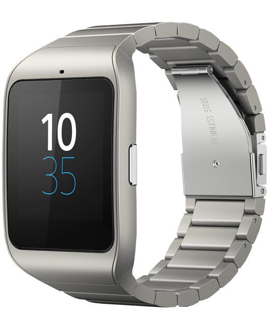 Sony Smartwatch 3 SWR50 Metal SilverСмарт-часы Sony Smartwatch 3 SWR50 сделают вашу жизнь еще интересней. Аксессуар под контролем Android Wear вовремя предоставит всю актуальную информацию. Сердцем девайса является 4-ядерный чип ARM A7 с частотой 1,2 ГГц. Яркий 1,6-дюймовый дисплей с разреш...<br>