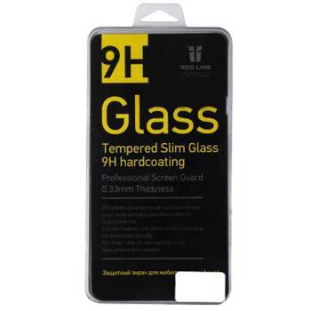 Стекло защитное для Huawei Nexus 6P Red LineВысококачественное защитное стекло оберегает сенсорный дисплей от царапин и механических повреждений. Прозрачный тонкий аксессуар легко устанавливается и прочно держится на экране. Стекло-протектор не ухудшает эргономику смартфона, не искажает изображение...<br>