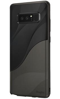 Чехол для Samsung Galaxy Note 8 Ringke Wave Case Metallic ChromeПрактичный чехол защищает смартфон при падениях и ударах. Не секрет, что гаджеты часто роняют. Их ремонты стоят недешево. Позаботьтесь об этом заранее — защитите любимый девайс. В этом стильном чехле ваш мобильный гаджет будет долго выглядеть новым.<br>