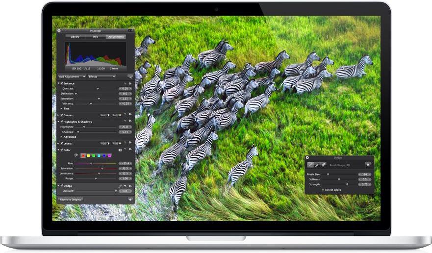 Ноутбук Apple MacBook Pro 15 (MGXC2)Эргономичный и быстрый компьютер создан для решения сложных профессиональных задач. Высокую производительность i-лэптопа гарантирует очень мощный 4-ядерный процессор от Интел. Внутри тонкого корпуса установлено 16 гигабайт ОЗУ типа DDR3L 1600 МГц. Большой...<br>