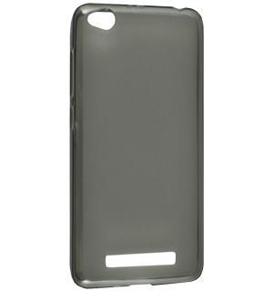 Чехол для Xiaomi Redmi 4А силиконовый серыйПрактичный чехол защищает девайс при падениях и ударах. Не секрет, что гаджеты часто роняют. Их ремонты стоят недешево. Позаботьтесь об этом заранее — защитите любимый девайс. В этом стильном чехле ваш мобильный гаджет будет долго выглядеть новым.<br>