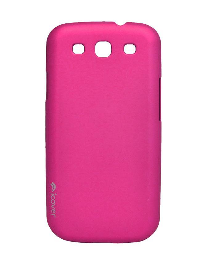 Чехол для Galaxy S III iCover Rubber pinkТонкая, яркая, модная и очень надежная. На этом достоинства iCover Glossy точно не заканчиваются. Панель идеально повторяет формы элегантного Galaxy S3 и не загораживает доступ к элементам управления. Корпус, толщиной всего несколько миллиметров, отличн...<br>