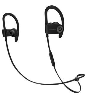 Наушники Beats Powerbeats 3 BlackBeats Powerbeats 3 — долгоиграющие беспроводные наушники для активных спортсменов. Модель работает от батареи до 12 часов. Изделие, защищенное от попадания влаги, рассчитано на длительные спортивные тренировки. Технология Fast Fuel гарантирует очень быстр...<br>