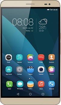 Huawei MediaPad X2 32GB GoldAndroid-гаджет в металлическим корпусе станет вашим развлекательным центром. Модель сочетает в себе возможности телефона и компактного планшета. Благодаря Dual SIM вы сможете отказаться от двух старых трубок, сэкономить затраты на связь, отделить свою лич...<br>