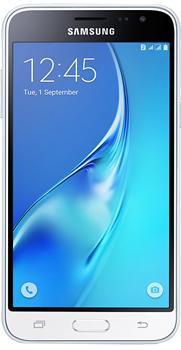 Samsung Galaxy J3 SM-J320H-DS white (РСТ)Приятная ценовая доступность сочетается здесь с достойным техническим оснащением. Samsung Galaxy J3 — 100% практичный смартфон из галактического семейства. Модель хорошо отвечает потребностям большинства пользователей. Эргономичный размер дополняется обно...<br>