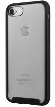 Чехол для iphone 8 Hardiz Defense Case черныйПрактичный чехол защищает смартфон при падениях и ударах. Не секрет, что гаджеты часто роняют. Их ремонты стоят недешево. Позаботьтесь об этом заранее — защитите любимый девайс. В этом стильном чехле ваш мобильный гаджет будет долго выглядеть новым.<br>