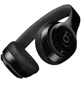 Наушники Beats Solo3 Wireless Glossy Black