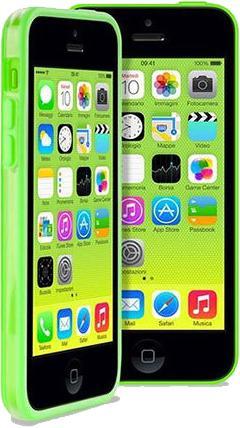 Бампер PURO iPhone Color для iPhone 5C зеленыйЯркий надежный бампер Puro Cover для iPhone 5C призван защитить самые хрупкие части смартфона – боковые грани, где часто появляются сколы и царапины, а также рамку объектива тыловой камеры. Бампер Puro Cover для iPhone 5C имеет малый вес и плотно прилегае...<br>