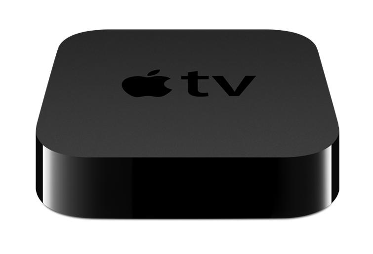 Медиаплеер Apple TV New 32 Gb