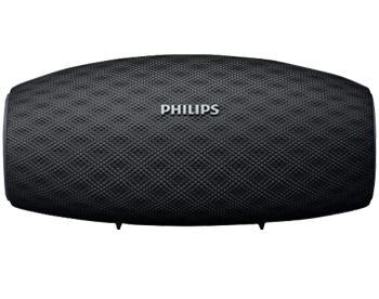 Портативная акустика Philips BT 6900 черныйАкустика Philips BT 6900 — подарок активному меломану. Эта беспроводная АС обеспечит свободу действий без мешающих кабелей. Мощный звук, связь до 30 метров, отличная защищенность — ключевые плюсы девайса. Качественное звучание обеспечивают динамики с неод...<br>