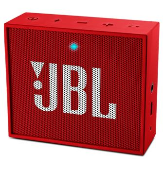 Портативная акустика JBL Go красная