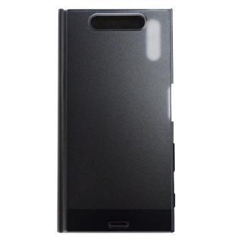 Чехол-книжка для Sony Xperia XZ Touch Cover (с окном) черныйПрактичный чехол-книжка защищает девайс при падениях и ударах. Не секрет, что гаджеты часто роняют. Их ремонты стоят недешево. Позаботьтесь об этом заранее — защитите любимый девайс. В этом стильном чехле ваш мобильный гаджет будет долго выглядеть новым.<br>