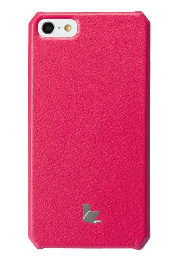 Чехол для iPhone 5/5S Jison Wallet Executive РозовыйКачественный чехол-накладка с отделкой из мягкой натуральной кожи поражает идеальными пропорциями и функциональностью. Он не только защищает корпус самого тонкого и легкого «яблочного» смартфона от неприятностей, но и делает его использование еще удобне...<br>