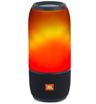 Портативная акустика JBL Pulse 3 BlackJBL Pulse 3 — мобильный Bluetooth-динамик с водозащитой и цветомузыкой. Колонка дарит новые ощущения от прослушивания любимой музыки. Ключевые плюсы гаджета: высокая автономность, защита IPX7, объемный насыщенный звук. Этот водостойкий динамик можно объед...<br>