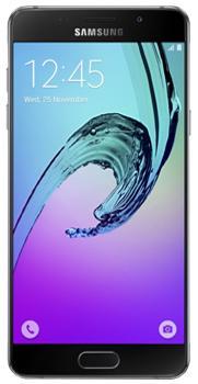Samsung Galaxy A5 SM-A5100 Duos (2016) 16 GbЗаманчивый представитель среднего класса — так можно сказать о новинке. Изящный коммуникатор объединяет стекло Gorilla Glass и металл. Для данной ценовой категории такой дизайн от А-бренда воспринимается как подарок. Графический ускоритель Adreno 405 обещ...<br>