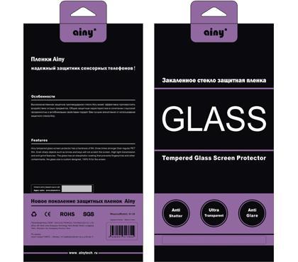 Стекло защитное для iPhone 5/5S/5C Ainy матовоеВысококачественное защитное стекло оберегает сенсорный дисплей от царапин и механических повреждений. Прозрачный тонкий аксессуар легко устанавливается и прочно держится на экране. Стекло-протектор не ухудшает эргономику гаджета, не искажает изображение, ...<br>
