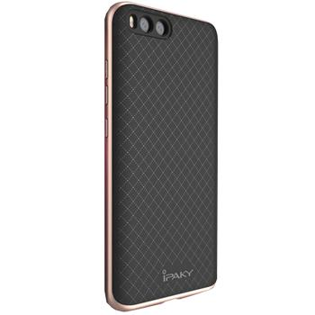 Чехол-накладка для Xiaomi Mi6 iPaky Case розовое золотоПрактичный чехол защищает смартфон при падениях и ударах. Не секрет, что гаджеты часто роняют. Их ремонты стоят недешево. Позаботьтесь об этом заранее — защитите любимый девайс. В этом стильном чехле ваш мобильный гаджет будет долго выглядеть новым.<br>