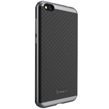 Чехол-накладка для Xiaomi Mi5c iPaky Case графитПрактичный чехол защищает смартфон при падениях и ударах. Не секрет, что гаджеты часто роняют. Их ремонты стоят недешево. Позаботьтесь об этом заранее — защитите любимый девайс. В этом стильном чехле ваш мобильный гаджет будет долго выглядеть новым.<br>