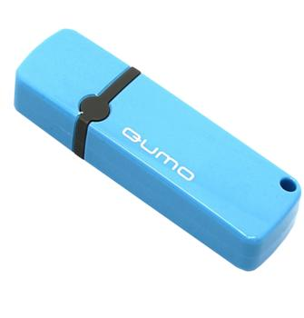 USB-накопитель Qumo Optiva 02 USB 2.0 8GB BlueКомпактный USB-накопитель сохранит ваши данные: фотоснимки, музыку, видео, документы… С помощью флэшки легко перенести информацию с одного компьютера на другой. USB-накопитель — практичная вещь из разряда must have и отличный подарок.<br>