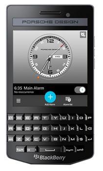 BlackBerry Porsche Design P9983 GraphiteЛюксовый «ежевичный» гаджет знаменит не только «гоночным» внешним видом. Помимо удивительного дизайна, харизматичный коммуникатор может похвастать комфортной QWERTY-клавиатурой, программными «фишками» ОС, двумя гигабайтами ОЗУ. Модель получила большой 64 ...<br>