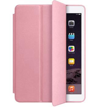 Чехол для iPad (2017) Leather Smart Case roseПрактичный чехол защищает iPad при падениях и ударах. Не секрет, что гаджеты часто роняют. Их ремонты стоят недешево. Позаботьтесь об этом заранее — защитите любимый девайс. В этом стильном чехле ваш мобильный гаджет будет долго выглядеть новым.<br>