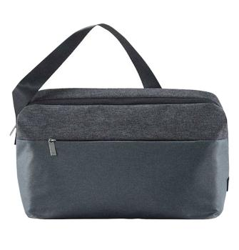 Сумка на плечо Xiaomi (Mi) 90 Points Basic Urban Shoulder Bag Dark Grey