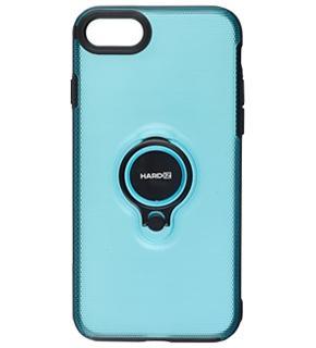 Чехол для iphone 8 Hardiz Crystal Shell Case BlueПрактичный чехол защищает iPhone при падениях и ударах. Не секрет, что гаджеты часто роняют. Их ремонты стоят недешево. Позаботьтесь об этом заранее — защитите любимый смартфон. В этом стильном чехле ваш мобильный гаджет будет долго выглядеть новым.<br>