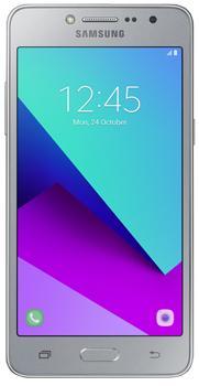 Samsung Galaxy J2 Prime SM-G532F silverSamsung Galaxy J2 Prime — надежное средство общения и развлекательный центр. Модель оснастили технологией Dual SIM, достойным уровнем автономности, слотом расширения памяти. Гаджет собран качественно. Через стандартный 3,5 мм аудиовыход легко подсоединить...<br>