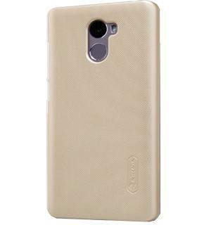 Чехол Nillkin Super Frosted Shield для Xiaomi Redmi 4 goldПрактичный чехол защищает девайс при падениях и ударах. Не секрет, что гаджеты часто роняют. Их ремонты стоят недешево. Позаботьтесь об этом заранее — защитите любимый девайс. В этом стильном чехле ваш мобильный гаджет будет долго выглядеть новым.<br>