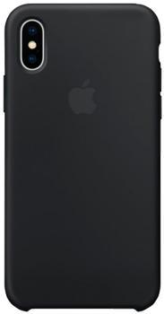 Чехол для iPhone X Silicone Case Black (MQT12)Практичный чехол защищает смартфон при падениях и ударах. Не секрет, что гаджеты часто роняют. Их ремонты стоят недешево. Позаботьтесь об этом заранее — защитите любимый девайс. В этом стильном чехле ваш мобильный гаджет будет долго выглядеть новым.<br>