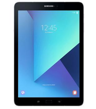 Samsung Galaxy Tab S3 9.7 SM-T825 32 GbSamsung Galaxy Tab S3 9.7 SM-T825 — яркий развлекательный центр с телефонным функционалом. Поддержка SIM позволяет звонить, писать SMS. Дактилоскопический сканер, встроенный в центральную клавишу, защищает приватные данные. Трех гигабайт ОЗУ достаточно дл...<br><br>Цвет: Черный