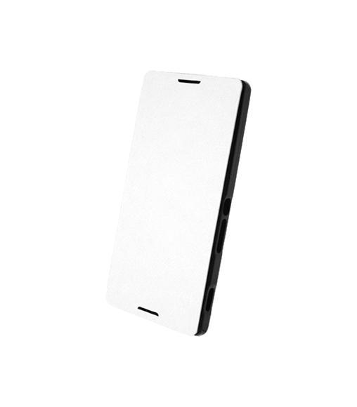 Чехол для Sony Xperia C Uniq C2 WhiteЧехол-книжка Uniq С2 для Sony Xperia С не только защитит телефон от царапин и потертостей, но и при необходимости может выступать в качестве подставки для более удобного просмотра видео и другого мультимедийного контента. Чехол оставляет свободный доступ ...<br>