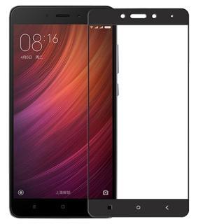 Стекло защитное для Xiaomi Redmi Note 4/Note 4x 64 Full Screen черноеВысококачественное защитное стекло оберегает сенсорный дисплей смартфона от царапин и повреждений. Прозрачный тонкий аксессуар легко устанавливается и прочно держится на экране. Стекло-протектор не ухудшает эргономику гаджета, не искажает изображение, не ...<br>