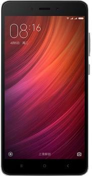 Xiaomi Redmi Note 4+3Gb 64 GbRedmi Note 4 — продолжение славных традиций динамичного бренда Xiaomi. Экранная плотность пикселей, равная 401 ppi, гарантирует очень четкое изображение. Современная технология IPS LCD дарит естественную цветовую палитру, большие углы обзора, высокий конт...<br>