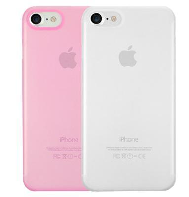 Чехол для iPhone 7/8 Ozaki O!coat 0.3 Jelly, набор из двух чехлов, прозрачный и розовыйПрактичный чехол защищает iPhone при падениях и ударах. Не секрет, что гаджеты часто роняют. Их ремонты стоят недешево. Позаботьтесь об этом заранее — защитите любимый девайс. В этом стильном чехле ваш мобильный гаджет будет долго выглядеть новым.<br>